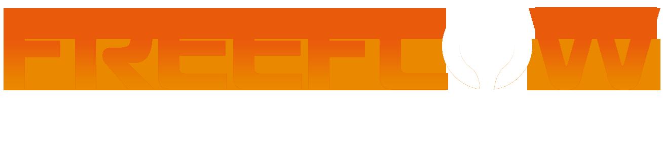 Freeflow Drainage logo, Shrewsbury Shropshire West Midlands