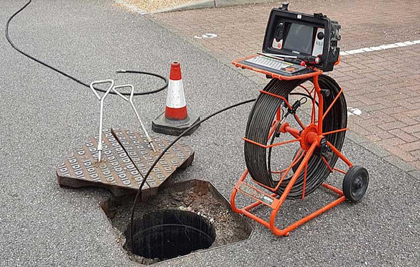 CCTV surveys Shrewsbury, Shropshire, West Midlands